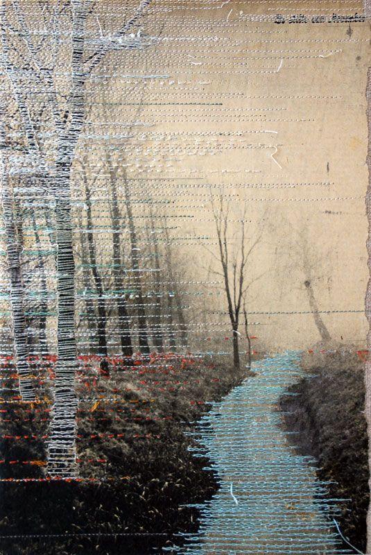 Hella van 't Hof + hinke schreuders       Flore Gardner, Rain + gentlework      Lindisfarne Sunset by Laura Edgar         sue stone ...