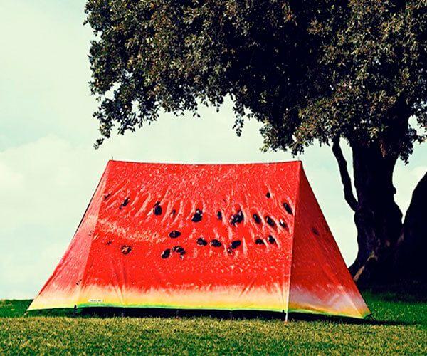 Tienda De Camping Sandía