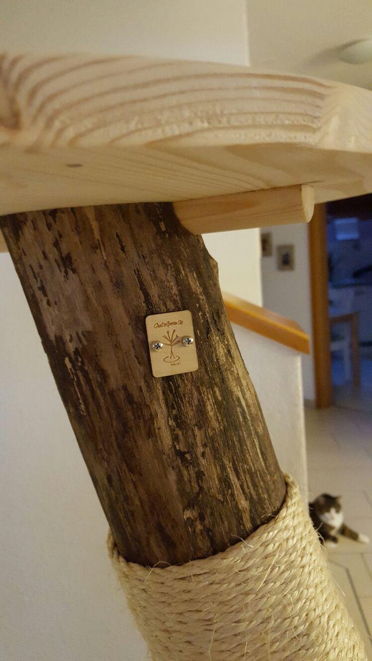 17 best ideas about kratzbaum natur on pinterest. Black Bedroom Furniture Sets. Home Design Ideas