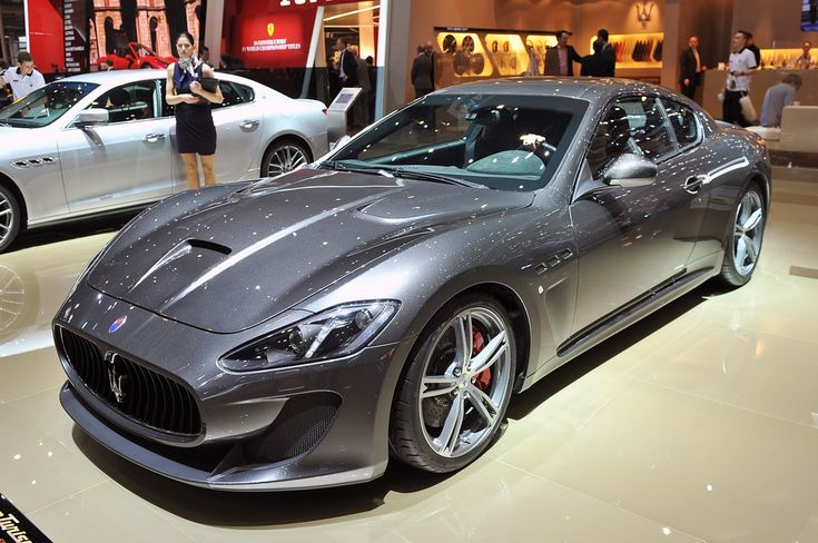 2016 Maserati Granturismo Release Date and Price. At first