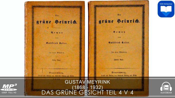 Hörbuch Vier: Der Grüne Heinrich zweite Fassung von Gottfried Keller Tei...