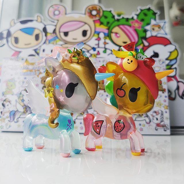 NEW Tokidoki Hello Kitty Vinyl Figurine Collectible Blind Box Series 2 SUNDAE