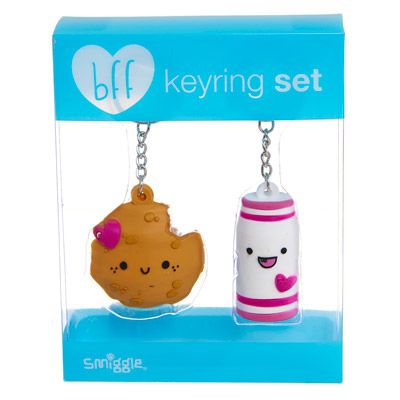 Image for Bff Keyring Box Set from Smiggle