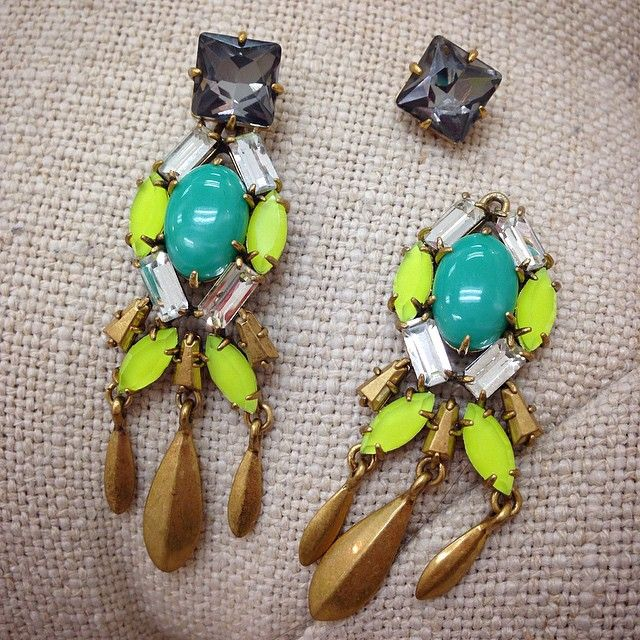 Jardin Chandelier Earrings By Stella Dot