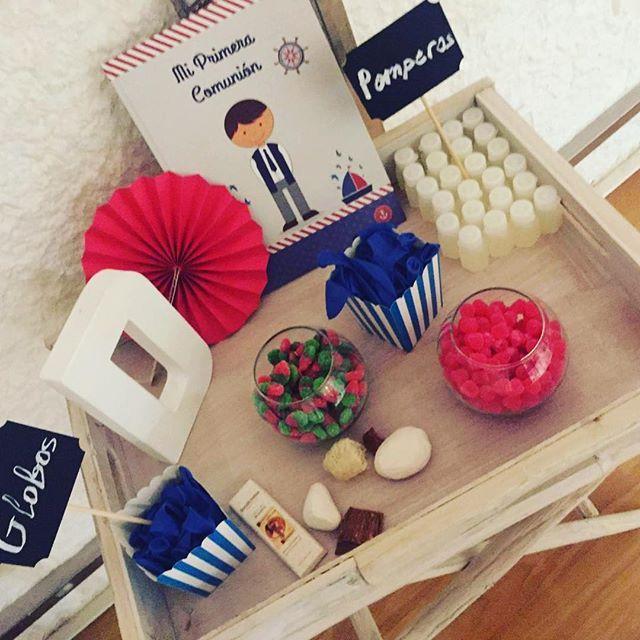 """@etcbahia: """"La mesita del libro de firmas de Dani. Buenos días!! A disfrutar de las últimas comuniones del mes #felizdia #detallesquesiimportan #deco #decoeventos #comunion"""""""