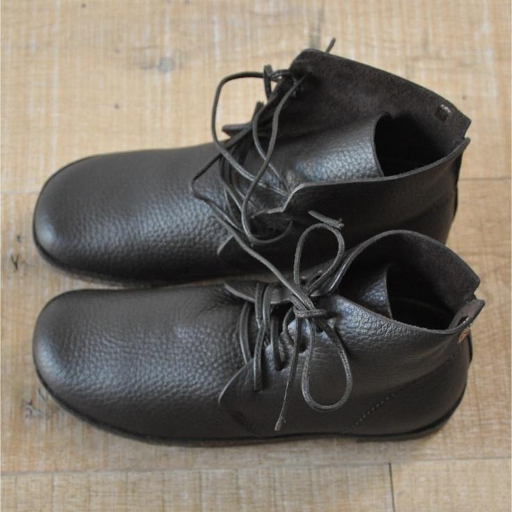 moka leather LEON shoes - KOOS
