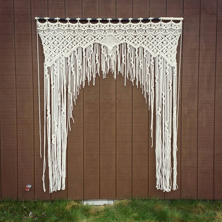 1000+ images about Macrame wall hangings. on Pinterest ...