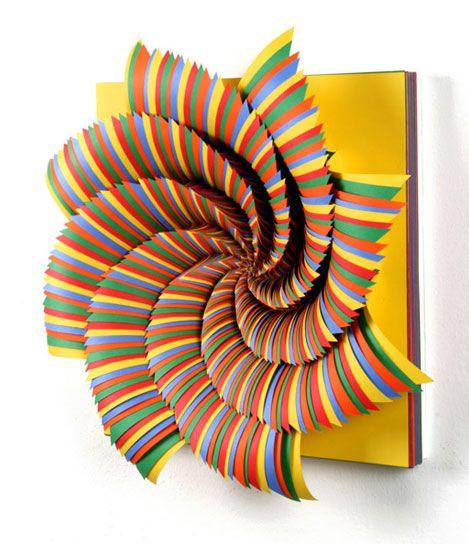 109 best jen stark images on pinterest jen stark paper for 3d paper craft ideas from jen stark