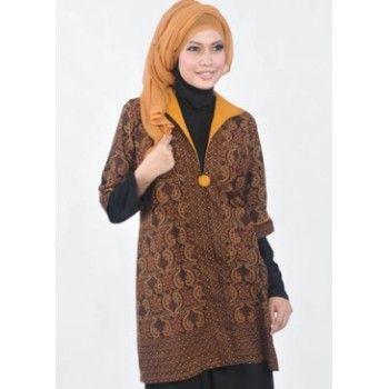 Dunia Fashion - Baju Batik Wanita 1060