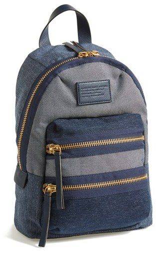 Marc by Marc Jacobs 'Mini Domo Arigato Packrat' Backpack on shopstyle.com