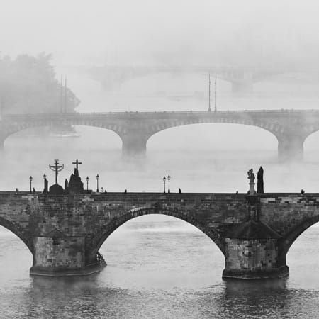 Prague Bridges II