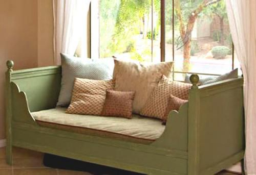 daybed tutorial: Diy'S Furniture, The White, Windows Seats, Building Plans, Diy'S Projects, Lydia Daybeds, Big Girls, Guest Rooms, Girls Rooms