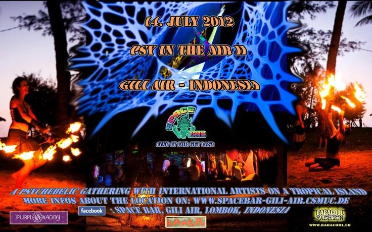 July 14, Gili Air