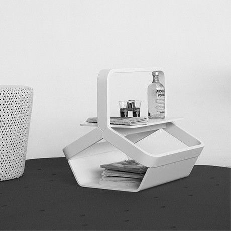 Magazine Basket by l'abbate | MONOQI #bestofdesign