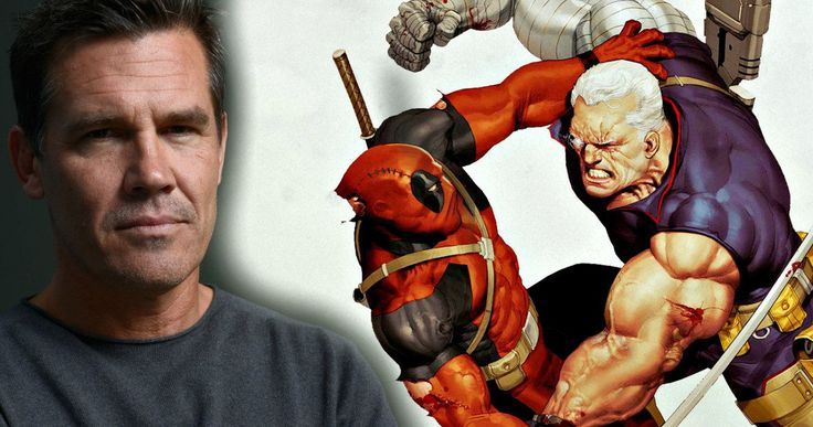 Deadpool 2 Gets Josh Brolin as Cable -- After months of waiting, it has finally been announced that Josh Brolin will play the iconic mutant Cable in Deadpool 2. -- http://movieweb.com/deadpool-2-cast-josh-brolin-as-cable/