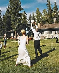 Volleyball: Volleyball Thi, Wedding Dressses, Good Ideas, Wedding Dresses, Wedding Ideas, Wedding Day, Cute Ideas, Wedding Reception, Volleyball Players