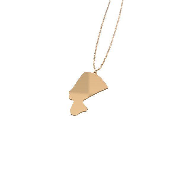 Egyptian Queen Nefertiti  Necklace (pendant)