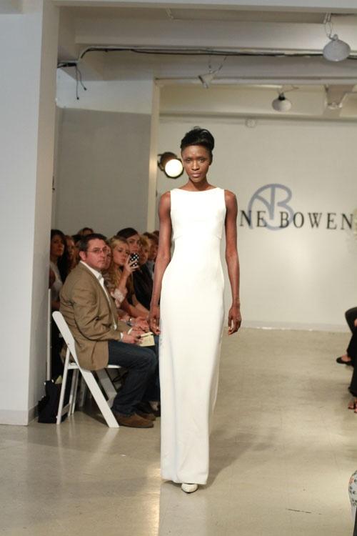 Anne Bowen, simple yet beautiful