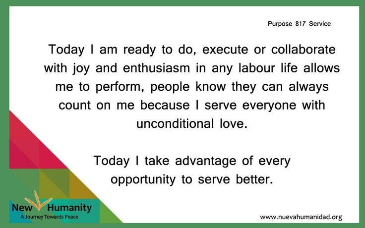 Purpose 817 Service