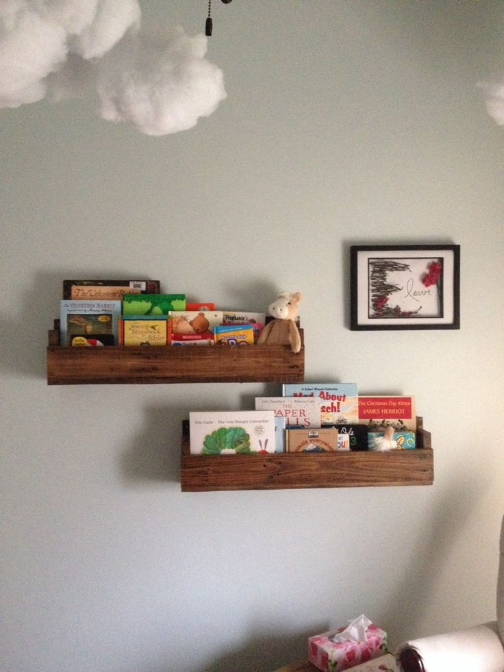 Upcycled wall mounted wood shelves by OlsenWoodcraft on Etsy https://www.etsy.com/ca/listing/288331695/upcycled-wall-mounted-wood-shelves