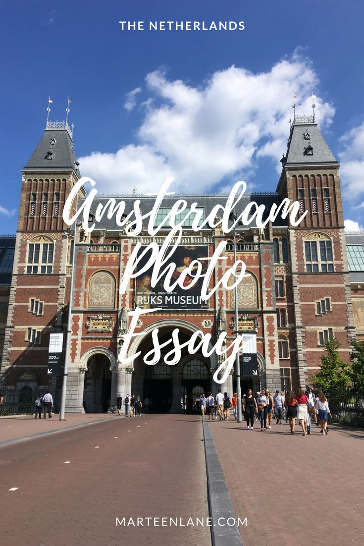Amsterdam is a beautiful city that lends itself well to a photo essay. Join me to explore the city through my Amsterdam photo essay.