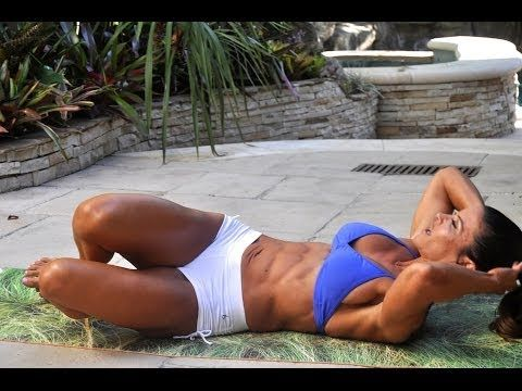 20 min Advanced Total Abs Workout - YouTube