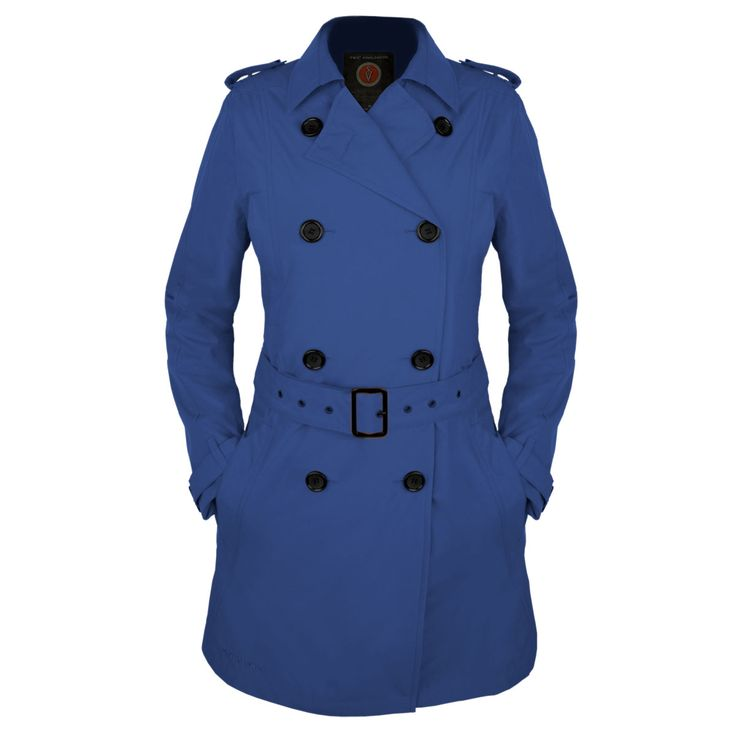 I won't even need luggage if I have this trench!