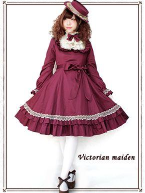Classical Doll Dress