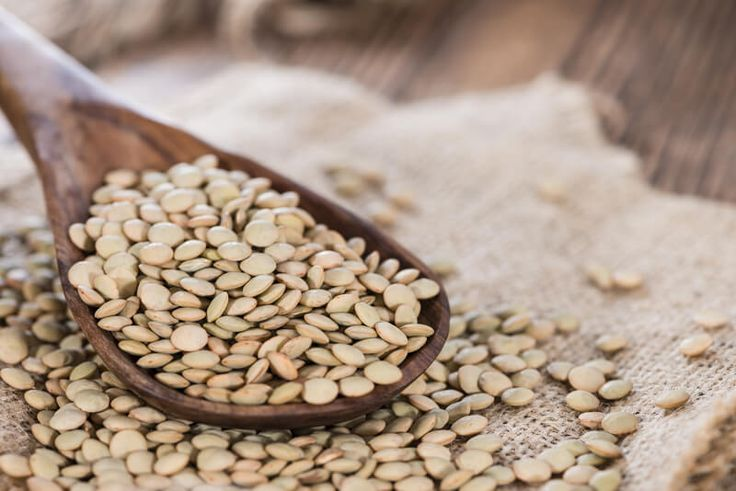 Lentils Nutrition: Lose Weight