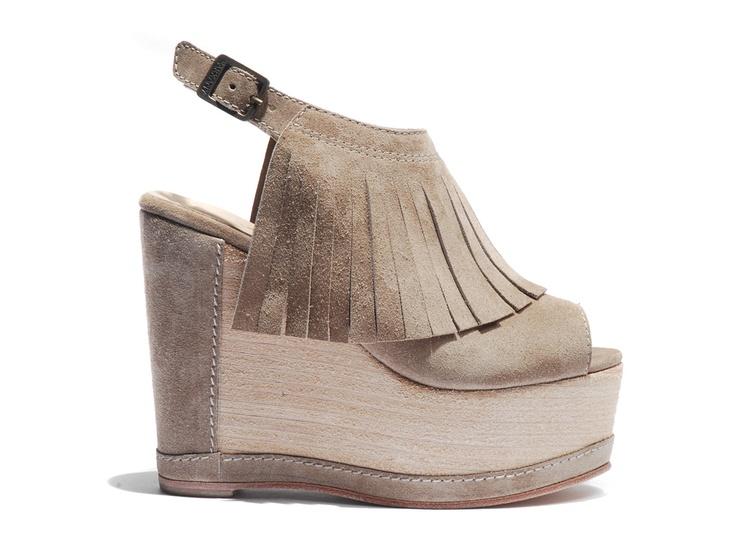 zapatos con flecos !!!!!