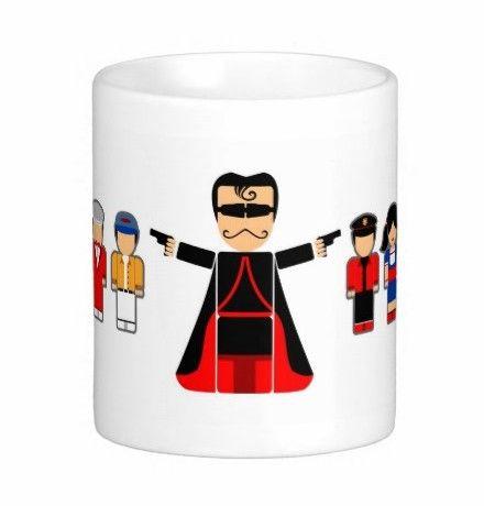 #GABAMBO. Mr. GOGO - Family Mug. Suno suno duniya ke logo, sabse bada hai Mr. GoGo. #Bollywood #Andazapnaapna . Available at www.gabambo.com