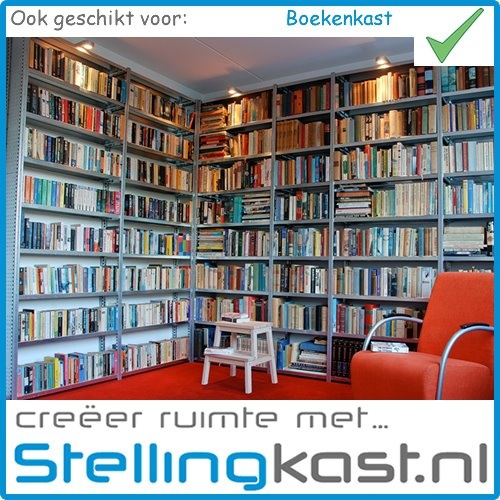 boekenkast laten maken. www.stellingkast.nl
