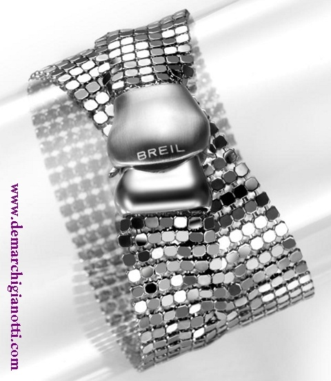 Breil gioielli   Bracciale Steel Silk - tj1227  www.demarchigianotti.com  $60