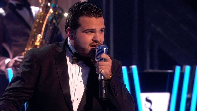 "Watch America's Got Talent ""Sal Valentinetti: Live Semifinals Performance"" highlight on NBC.com"