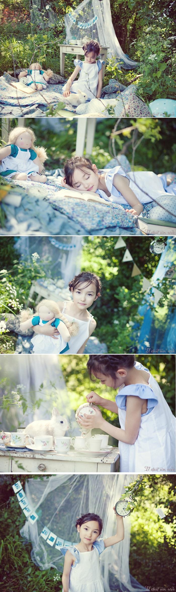 Alice in Wonderland shoot by Caroline Dreams..  My future them for a mini…