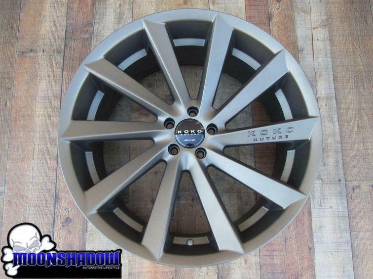Koko Kuture in 2020 Bronze wheels, Wheel rims, Gloss black