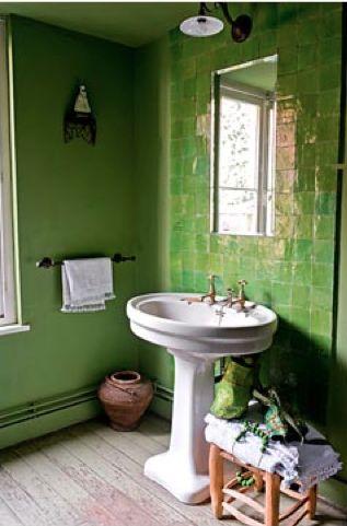 Agnes Emery bathroom