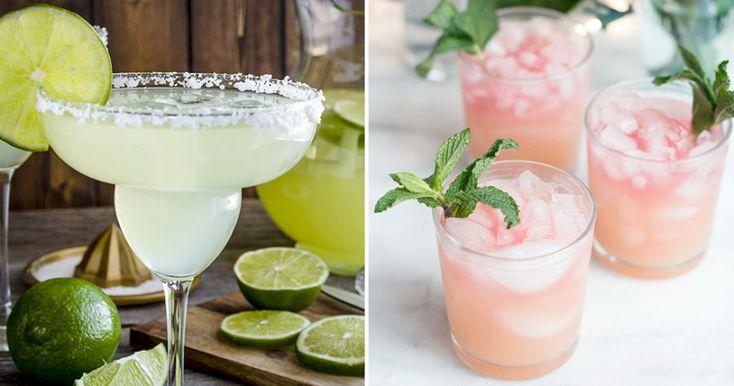 5 enkla drinkar med tequila