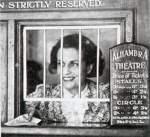 Alhambra Theatre, Cape Town