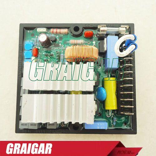 Free Shipping AVR SR7 For Mecc Alte Generator Automatic Voltage Regulator SR7-2G
