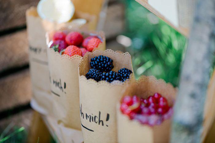 Ideen für eine Gartenhochzeit | Friedatheres.com