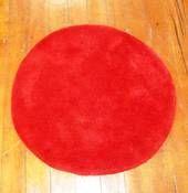 Nova Floor Rug - Red