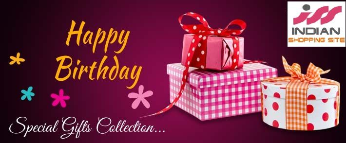 #OnlineBirthdayGiftsinIndia is a fine idea when people want to surprise their loved ones in spite of their absence. India, where family bonding holds the first place, sending a gift on someone's birthday can at least make them realize how important that person is. Read more... http://indianshoppingsite.blogspot.in/2015/01/online-birthday-gifts-in-india-gaining.html