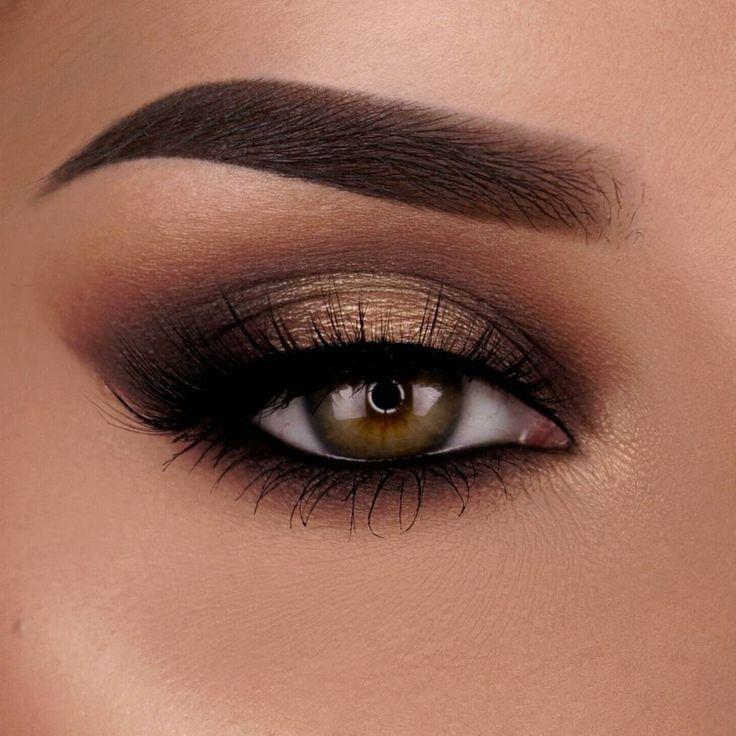 объявления фото макияжа со стрелками для карих глаз девушки знают, что