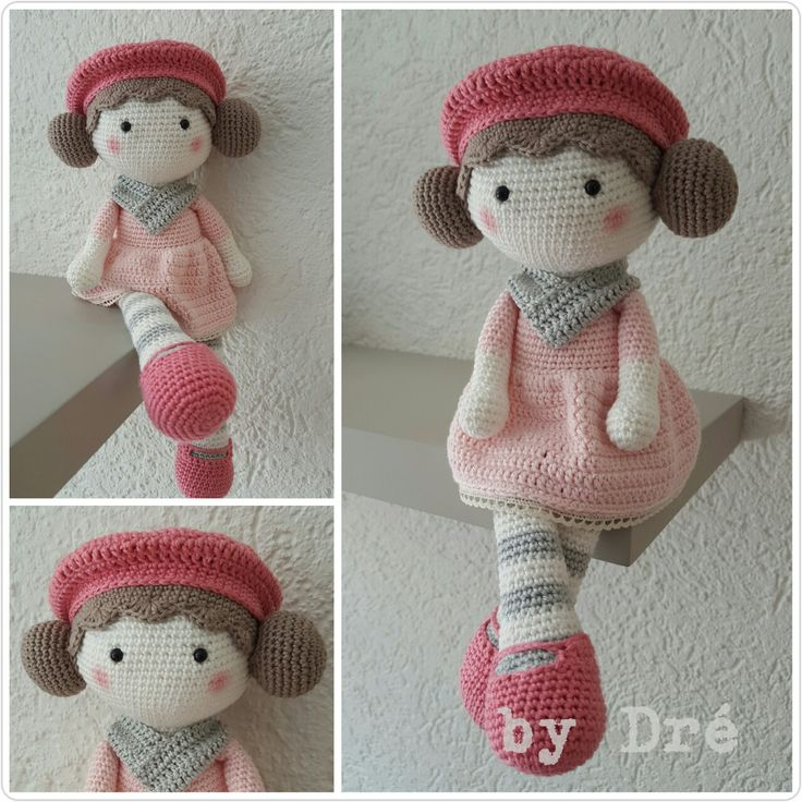 Pop Aria patroon van /pattern by dudu toy factory #dollaria #dudutoyfactory #crochet #amigurumi