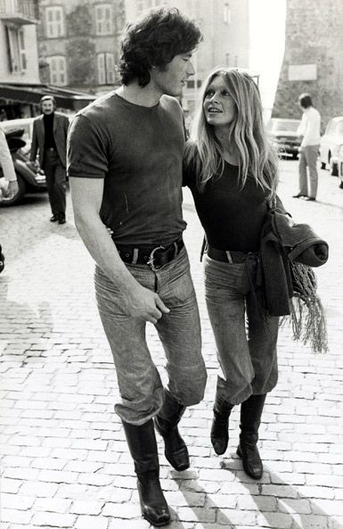 Jacques Charrier and Brigitte Bardot | Pictures - because ...