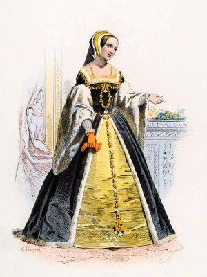 Claude of France 1499-1524, Queen consort of King Francis I.