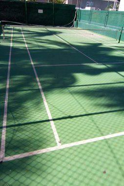 Promenade Apartments - Promenade Apartments Tennis Court - Gold Coast Family Accommodation