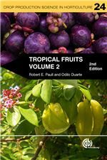 Uusi e-kirja: Tropical Fruits vol. 2 / Robert E Paull & Odilio Duarte.