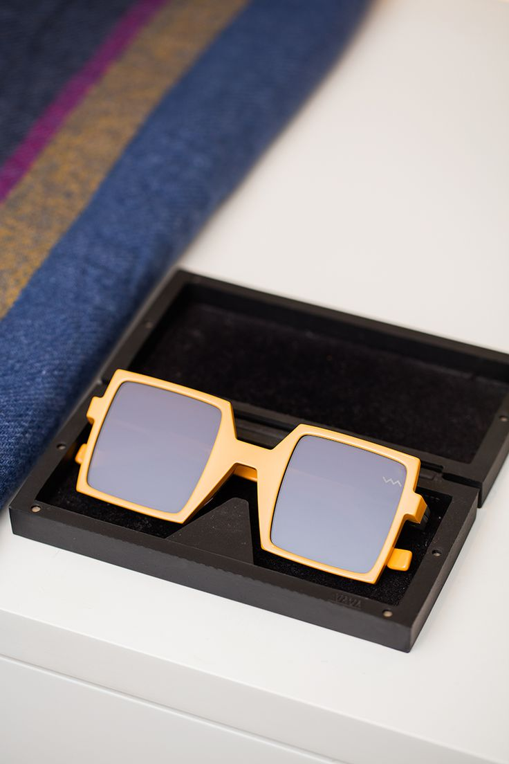#VAVA óculos #Épice Écharpe | #VAVA glasses #Épice Scarf
